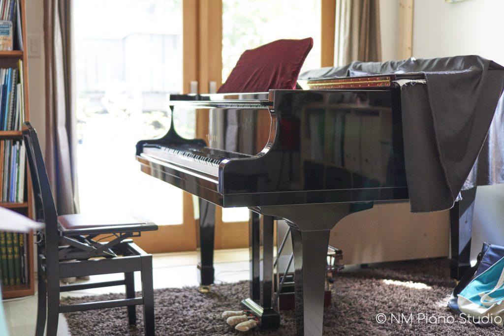 Melody's Grand Piano